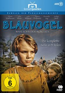 Blauvogel, Wahlsohn der Irokesen - Die komplette Serie (2 Discs)