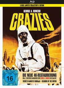 Crazies (Limited Collector's Edition Mediabook, 3 Discs)