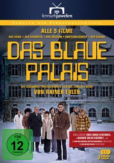 Das Das blaue Palais - Alle 5 Filme (3 Discs)