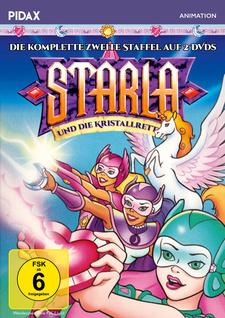 Starla und die Kristallretter - Die komplette zweite Staffel (2 Discs)
