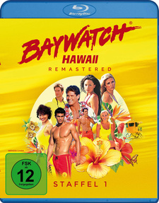 Baywatch Hawaii - Staffel 1 (Remastered, 4 Discs)