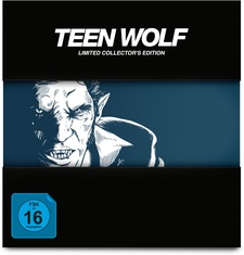 Teen Wolf - Die komplette Serie (Limited Collector's Edition, 25 Discs)