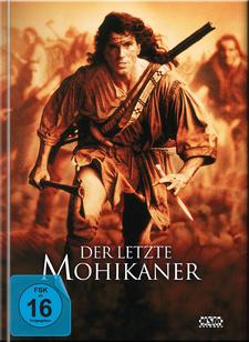 Der letzte Mohikaner (Mediabook, 2 Discs)