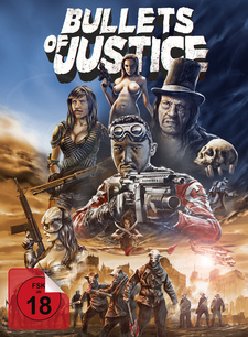 Bullets of Justice (Limited Collector's Edition Mediabook, + DVD)