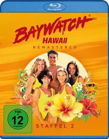 Baywatch Hawaii - Staffel 2 (Remastered, 4 Discs)