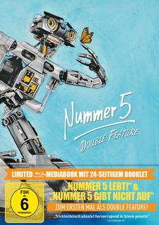 Nummer 5 Double Feature (Limited Mediabook, 2 Discs)