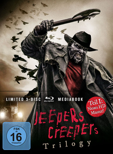 Jeepers Creepers Trilogy (Limitiertes Mediabook, 3 Discs)
