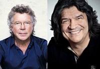 Hans-Joachim Flebbe (l.) und Heinz Lochmann, Betreiber des Astor Grand Cinema