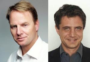 Gehen auf Mars-Mission: Oliver Schündler und Boris Ausserer