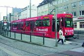 """Die Braunschweiger """"Kino-Tram"""" bewirbt regelmäßig die Neustarts"""