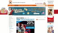 Bislang kann man sich auf www.mueller.de nur über das stationäre Angebot informieren - das soll sich bald ändern