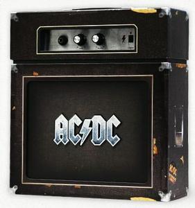"""Auch als Gitarrenverstärker zu gebrauchen: Das AC/DC-Boxset """"Backtracks"""""""