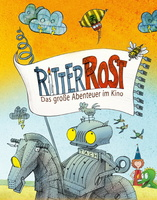 """Ritter Rost"" ab 2012 in 3D im Kino"