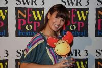 Ausgezeichnet: Maria Mena mit dem SWR3 New Pop Publikums-Award