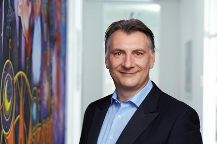 Alexander Rösner, der CEO der Gameforge AG