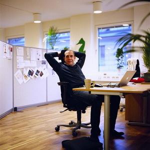 Kündigte baldigen deutschen Markteintritt von Spotify an: Niklas Ivarsson