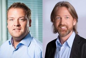 Daniel Rosemann (li.) wird neuer Geschäftsführer bei ProSieben, Marc Rasmus bei Kabel eins