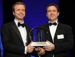 Sichtlich stolze Firmengründer: Dr. Christian Wawrzinek (l.) und Dr. Kai Wawrzinek, beide Goodgame