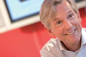 """Freut sich über einen """"Durchbruch"""" in den Verhandlungen mit Computerherstellern: GEMA-Vorstandsvorsitzender Harald Heker"""
