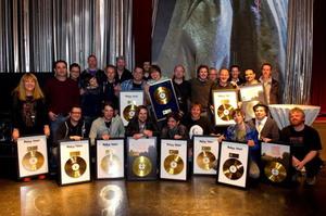 MusikWoche   News   Philipp Poisel doppelt mit Gold prämiert