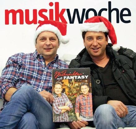 Weihnachten Mit Fantasy.Musikwoche News Auf Der Couch Fantasy