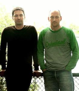 Die Väter des Frosch-Erfolgs (v.l.n.r.):Wolfgang Boss (MD Mach 1) und Jacob Kunicki (Director Business Development Jamba!)