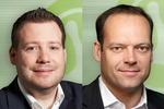 Seth Iorio (CEO, l.) und Tobias Haar