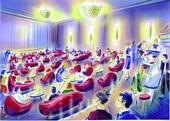 So könnte der im Cinemaxx Essen geplante Luxus-Kinosaal aussehen