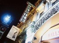 Erstrahlte im Glanz der DIVA: das Deutsche Theater in München