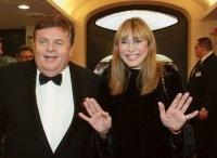 Lieblinge der Boulevardpresse: Ex-RTL-Boss Helmut Thoma kam mit Freundin Uta Kunz