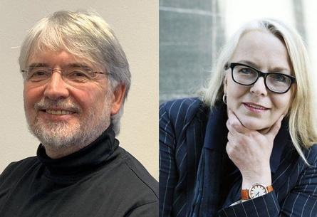 Sehen erheblichen Reformbedarf bei der Filmförderung: Johannes Klingsporn und Manuela Stehr