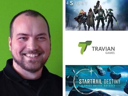 Travian-Games-Chef Lars Janssen reist mit zwei Neuheiten nach Köln.