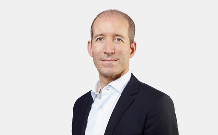 Dr. Olaf Coenen, Vice President International Publishing