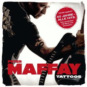 """An der Spitze der MusikWoche Top 100 Longplay: """"Tattoos"""" von Peter Maffay"""