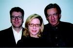 Daniel Treichler, Monika Weibel und Thomas Koerfer (v. l.) von Frenetic Films, Zürich