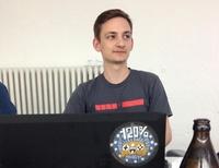 Timo Radzik hat Media Studies & Production in Bayreuth studiert und ist ein großer Fan von Game-Jams.