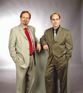 Erklären das Veranstaltungsrecht: Jens Michow (links) und Johannes Ulbricht