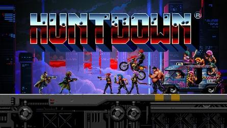"""""""Huntdown"""" ist das erste Spiel, das Coffee Stain Publishing gesignt hat"""