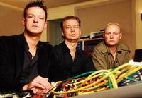 Umtriebige Netzwerker (v.l.n.r.): André Buchmann, Ingo Politz und Bernd Wendlandt im Studio