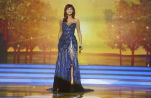 Führt am 12. Januar durch ihre eigene Show: Andrea Berg