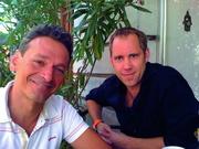 """Marc Gabizon und Markus Aldenhoven: """"Wenn man uns vertraut, dann haben wir unser erstes Ziel erreicht."""""""