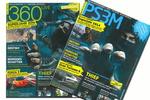 """""""360 Live"""" 01/14 und """"PS3M"""" 01/14 als Abschiedsausgaben"""