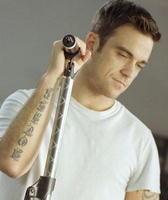 Bekommt eine neue Chance bei 007: Robbie Williams