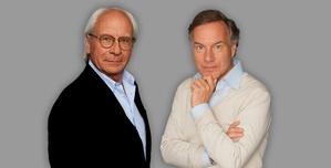 Wolf Bauer (l.) und Nico Hofmann leiten die Ufa-Gruppe seit September 2015 als Ko-CEOs