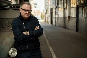 Zeigt sich froh über den Wechsel zum neuen Label RCA: Heinz Rudolf Kunze