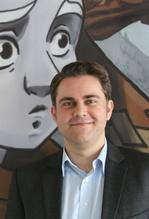 """Freut sich über die Nachfrage nach """"Deponia"""": Carsten Fichtelmann, GF Daeadlic Entertainment"""