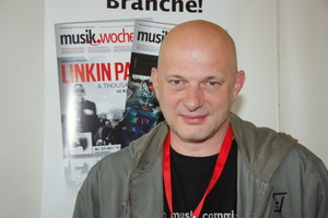 """Will mit dem Music Board Berlin voran bringen: Olaf """"Gemse"""" Kretschmar"""