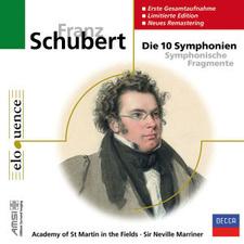 Die 10 Symphonien