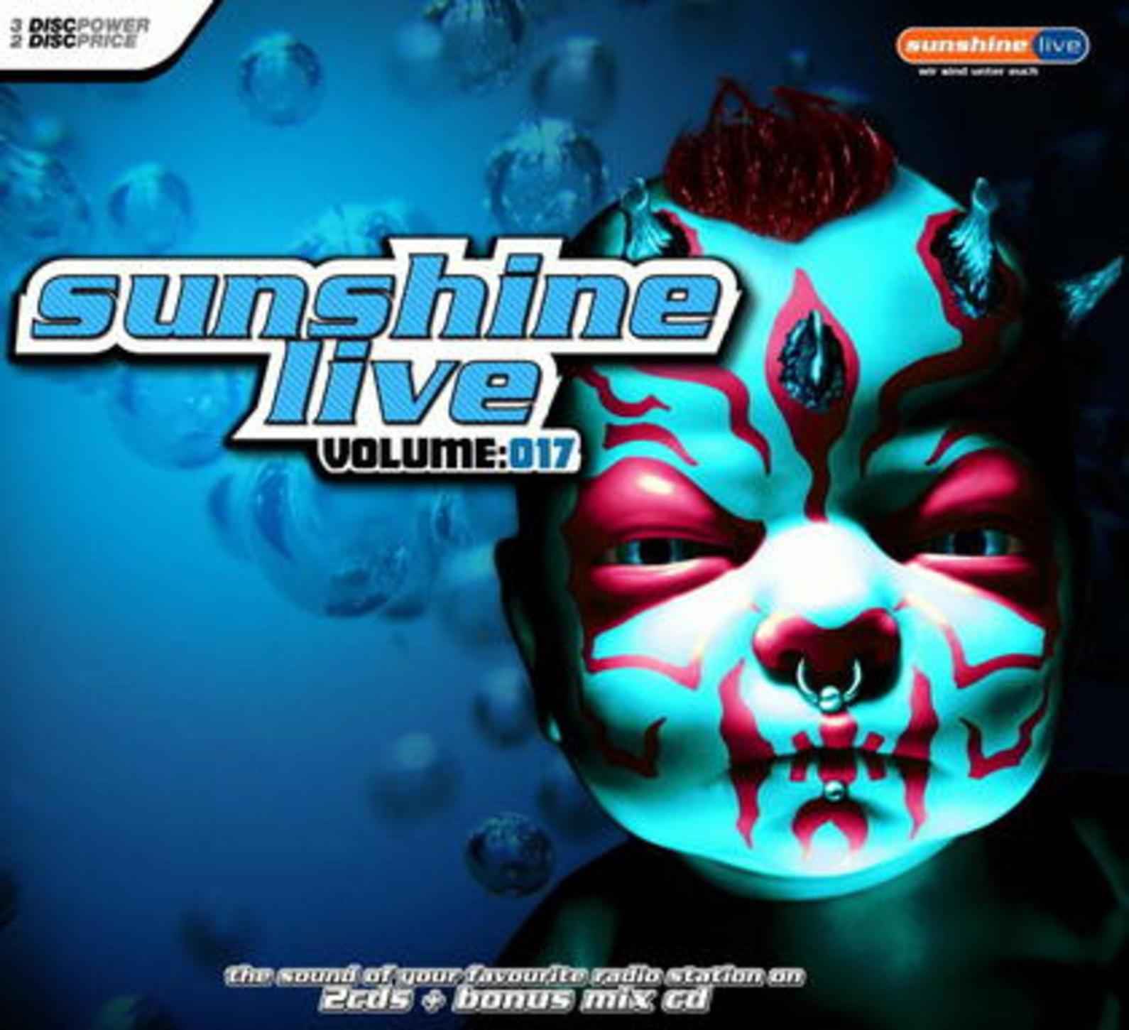 Sunshine Live Charts Liste