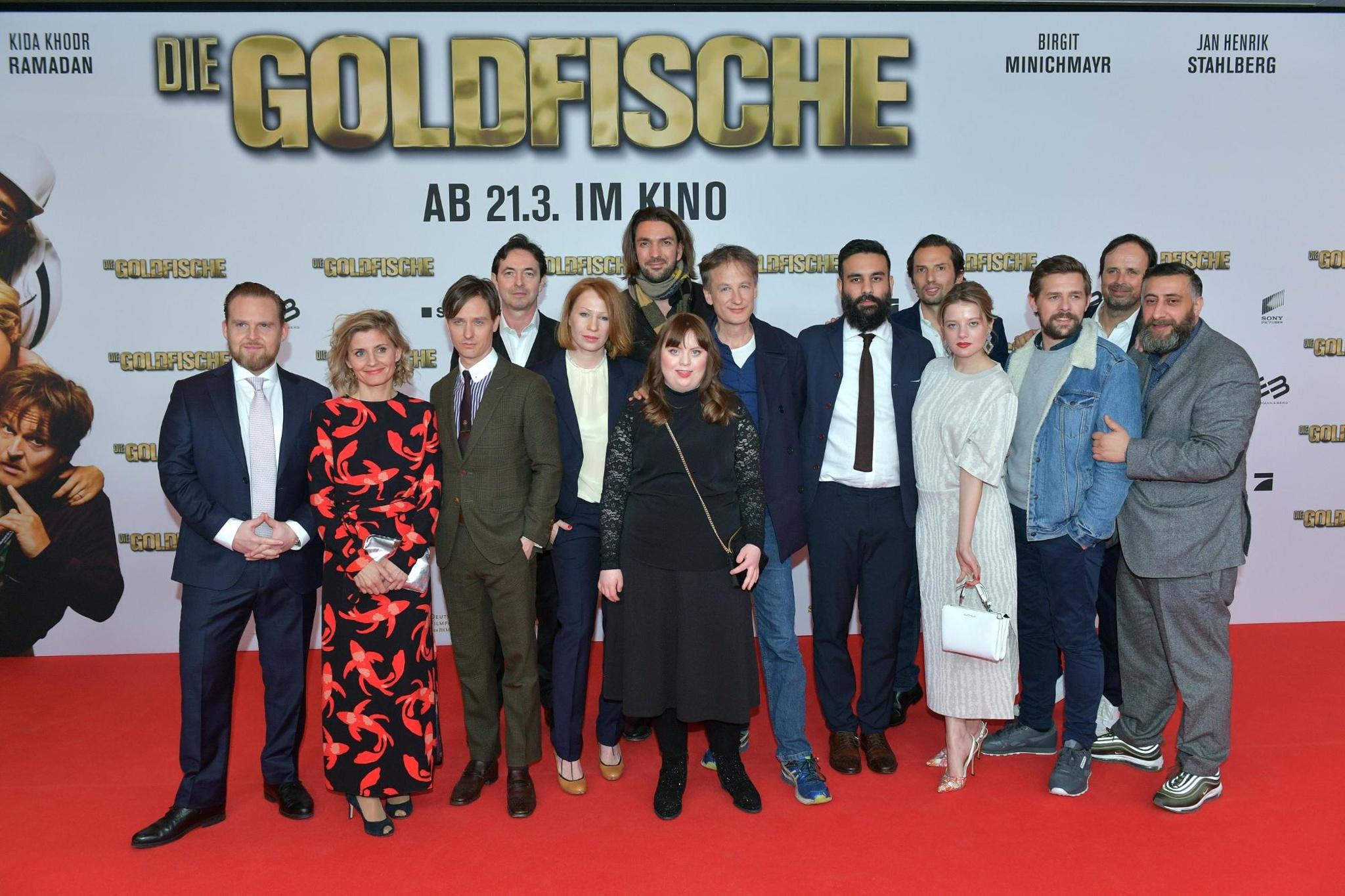 Film Goldfische